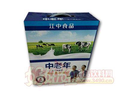 中老年活力健康奶乳味饮品