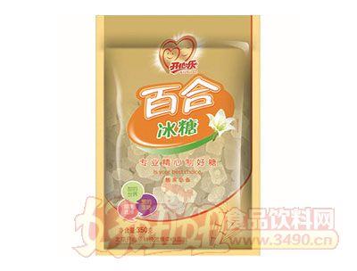 �_心��350g百合冰糖