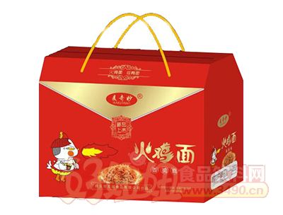 麦奇妙火鸡面礼盒