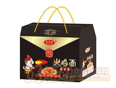 麦奇妙香肠火鸡面礼盒