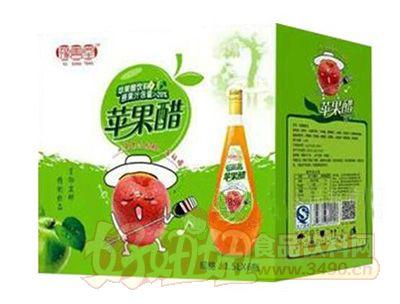 豫善堂苹果醋1.5Lx6瓶果汁饮料