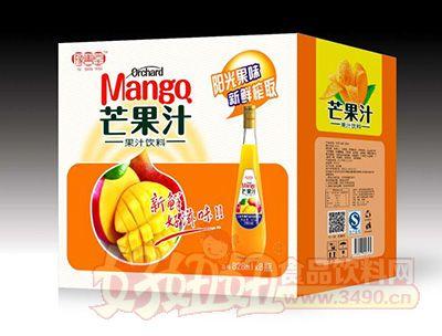 豫善堂芒果汁饮料礼盒装