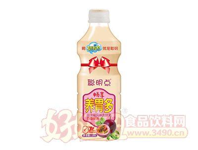 聪明点畅享养胃多百香果味益生菌风味发酵乳1.25L