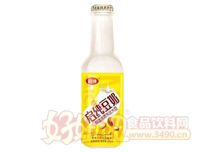 启纯豆奶饮品248ml瓶装