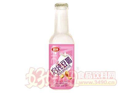启纯豆奶瓶248ml