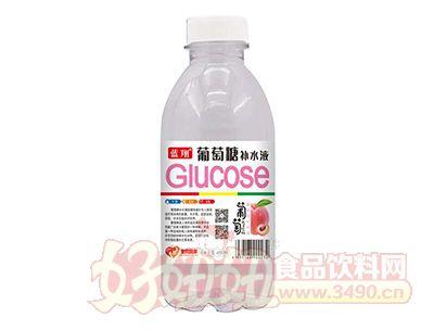 蓝翔葡萄糖补水液水蜜桃味450ml