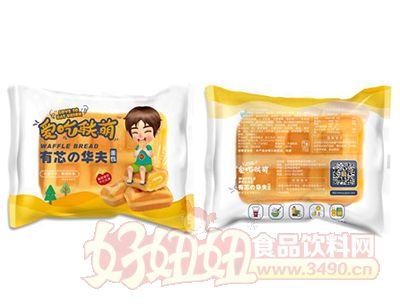 爱吃联萌有芯华夫面包