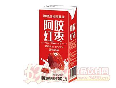 福建达利园阿胶红枣乳味饮品250ml