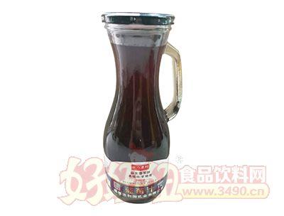 十八果坊益生菌发酵蓝莓汁1.5L