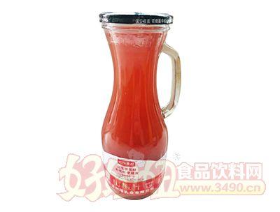 十八果坊益生菌发酵山楂汁1.5L