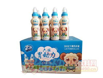 六旺胃动力乳酸菌饮品200mlx24瓶