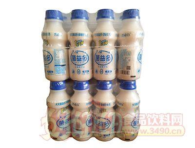 六旺菌益多乳酸菌饮品340ml
