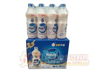 胃动力乳酸菌饮品1lx8瓶