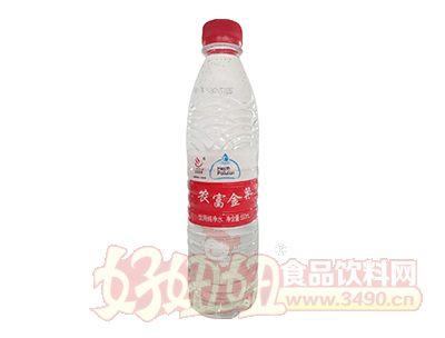 农富金泉饮用纯净水550ml