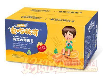 爱吃联萌有芯华夫面包2.5kg