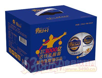 非常1+1复合活菌型乳酸菌饮品270ml×7盒+265ml