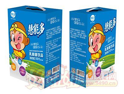 慧能多乳酸菌饮品(西游记)200mlX16瓶礼盒