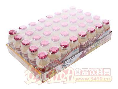 捷利冠芒果味乳酸菌饮品100mlX40