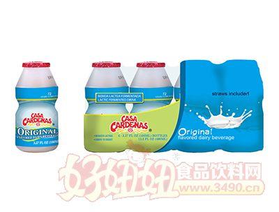 卡德纳斯原味乳酸菌四连包
