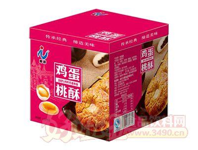 万蓉鸡蛋桃酥1.08kg