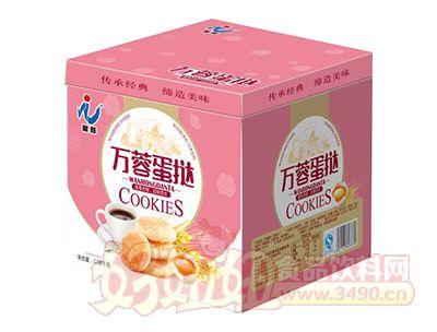 万蓉蛋挞酥性饼干1.08kg