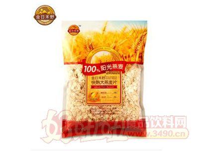 快熟大燕麦片700g澳洲阳光燕麦