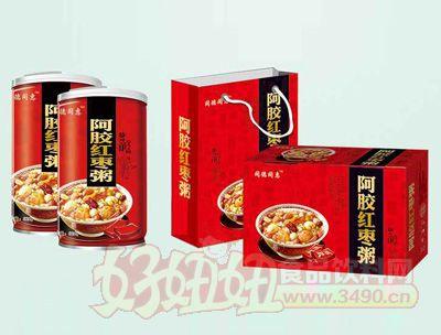 茗赫阿胶红枣粥320mlx10罐