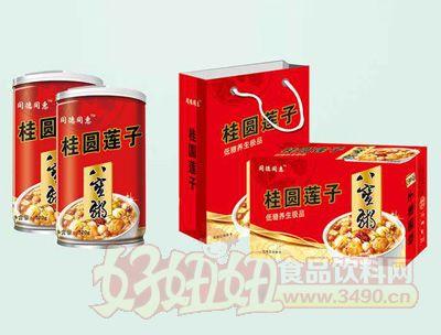 茗赫桂圆莲子八宝粥320mlx10罐