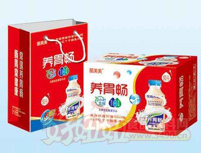 茗赫养胃畅乳酸菌340mlx12瓶