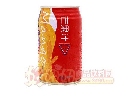 首一芒果汁饮料310ml
