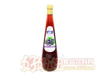 首一蓝莓汁饮料828ml