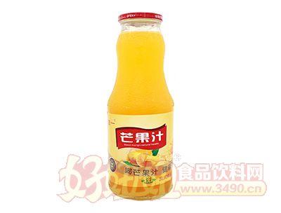 首一芒果汁瓶装