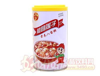 首一桂圆莲子营养八宝粥罐装