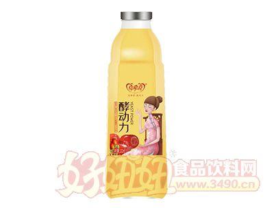 喜牵喜?#25237;?#21147;红枣复合果汁饮料1l
