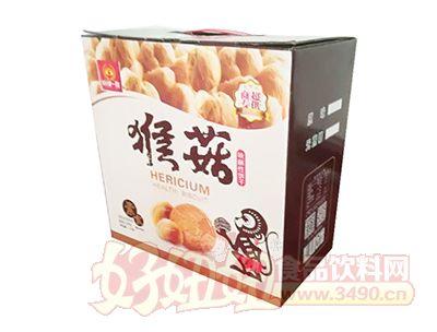 谷部一族小猴菇猴菇味酥性饼干1kg