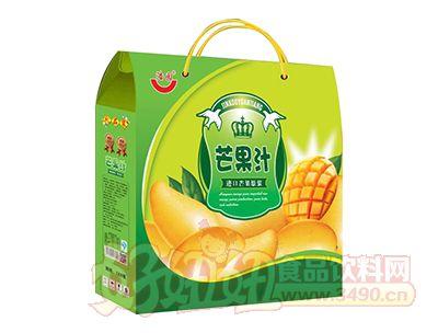 浩园进口芒果汁饮料礼盒