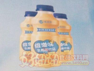 维滋味原味乳酸菌饮品340ml