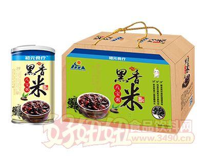 初元食疗木糖醇黑香米八宝粥礼盒