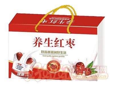 养生红枣风味饮品礼盒