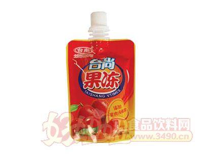 台尚红枣味果粒吸的冻果冻85g