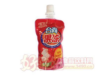台尚荔枝味果粒吸的冻果冻85g