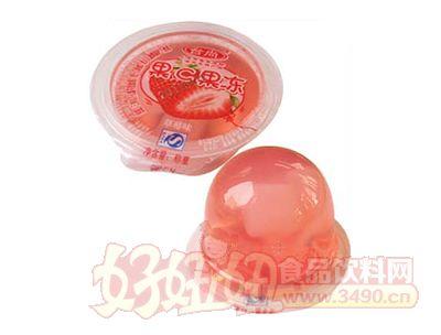 台尚草莓味果C果冻45g