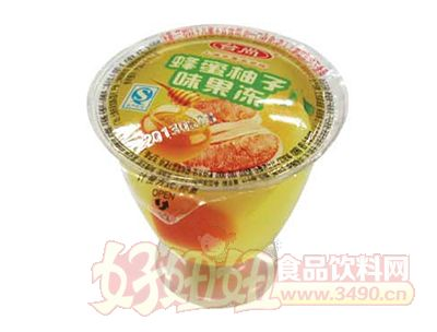 �_尚蜂蜜柚子味果��65g