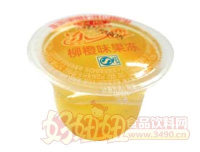 台尚柳橙味果冻30g