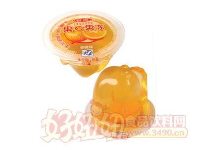 台尚香橙味果C果冻45g