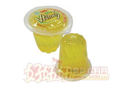 台尚菠萝味�X�m果冻36g