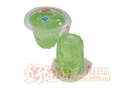 台尚苹果味�X�m果冻36g