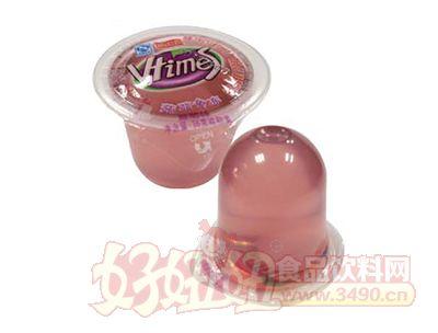 台尚葡萄味�X�m果冻36g