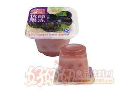 台尚蓝莓味优酪果冻50g