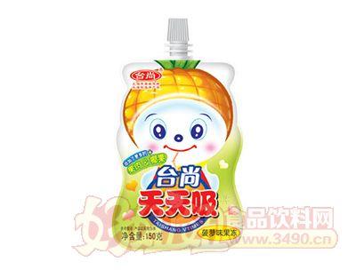 台尚天天吸菠萝味果冻150g